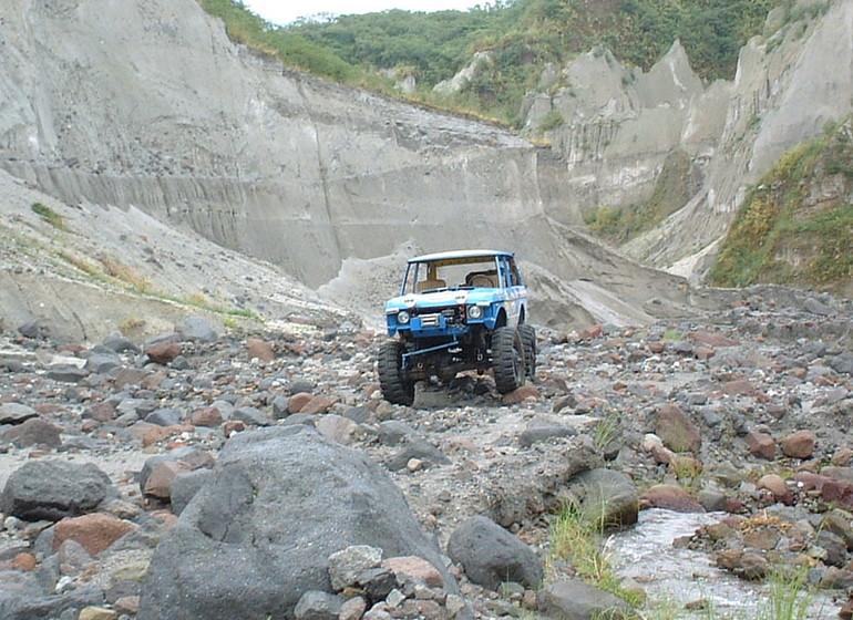 voyage asie philippines aventure volcan pinatubo