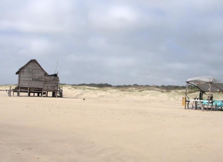 Uruguay Voyage Rocha Posada Valizas plage