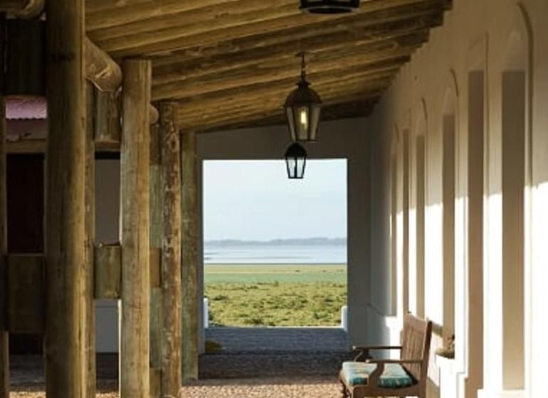 Uruguay Voyage José Ignacio Estancia Vik veranda