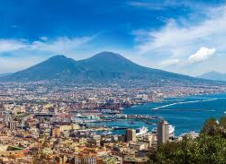Voyage en Italie, Naples