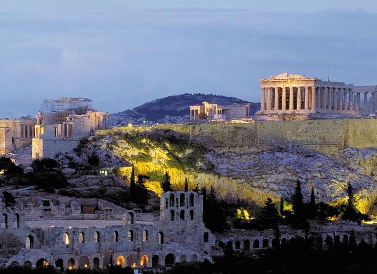 Athènes et les îles du Golfe Saronique