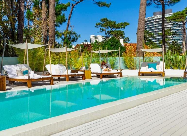 Uruguay Voyage Awa Design piscine