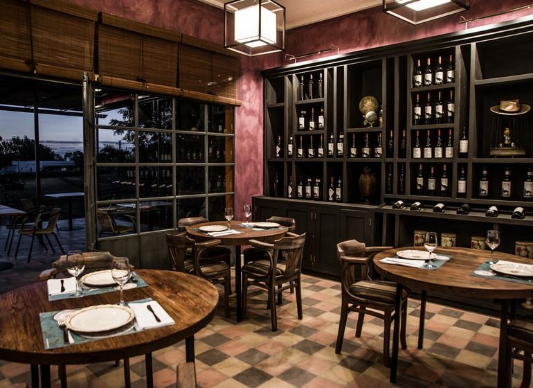 Uruguay Voyage Casatinto restaurant