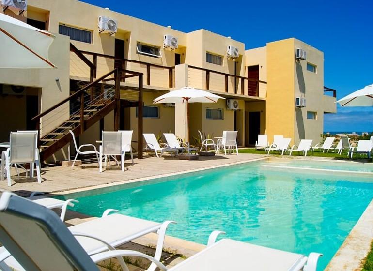 Uruguay Voyage Punta del Diablo Terrazas de la Viuda piscine