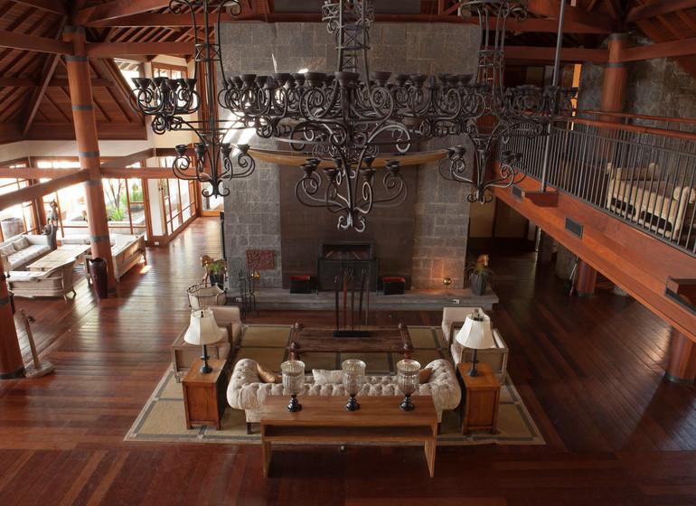 Uruguay Voyage Carmelo Resort  & Spa lobby