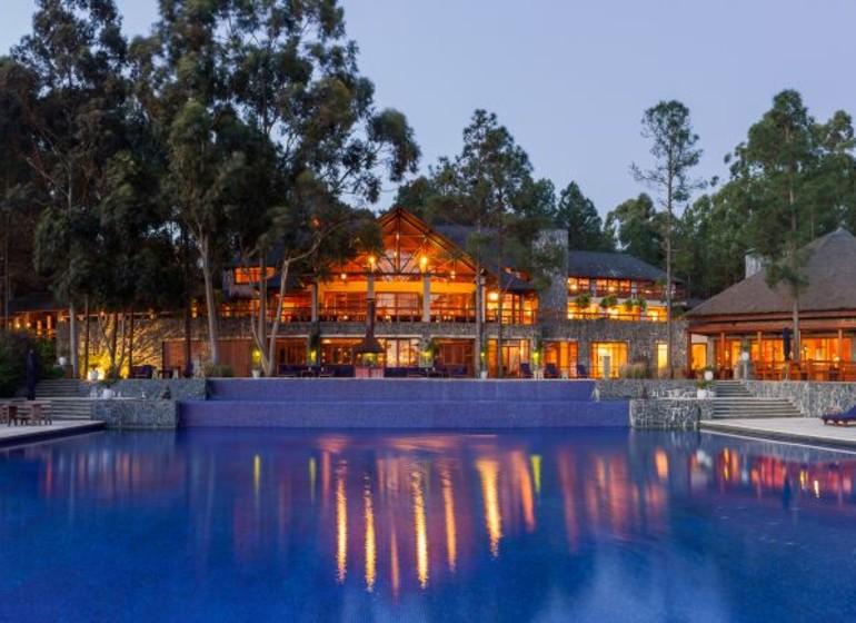 Uruguay Voyage Carmelo Resort piscine