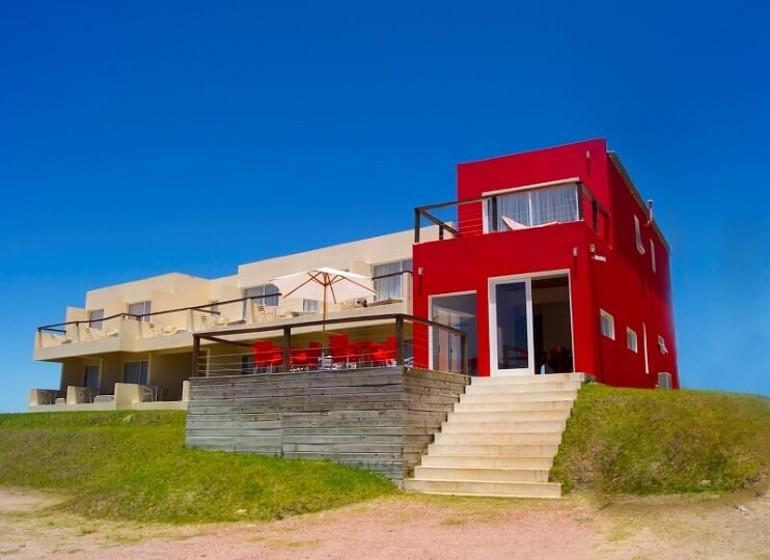 Uruguay Voyage Punta del Diablo Terrazas de la Viuda la maison de près