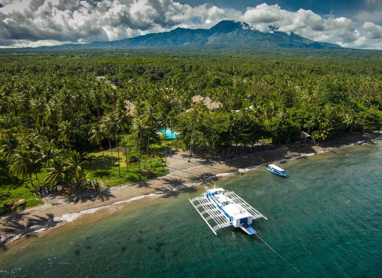 Atmosphere Resort and Spa Voyage Asie Philippines Negros Dumaguete