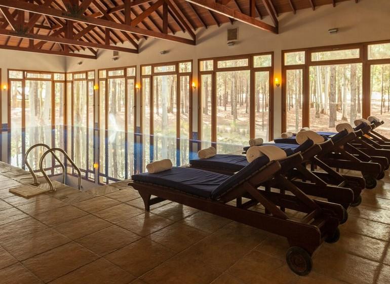 Uruguay Voyage Carmelo Resort piscine intérieure