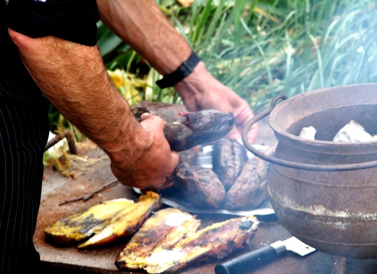 Uruguay Voyage accompagnements à l'asado typique