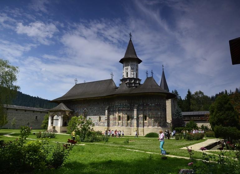 roumanie - monasteres bucovine