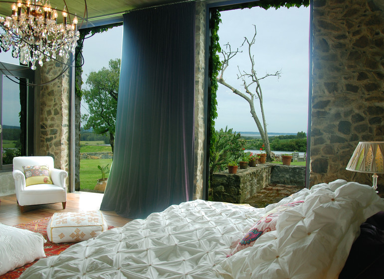 Uruguay Voyage Aguaverde Winelodge suite