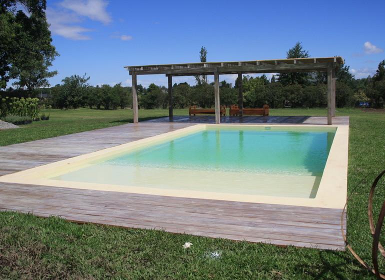 Uruguay Voyage Casatinto piscine
