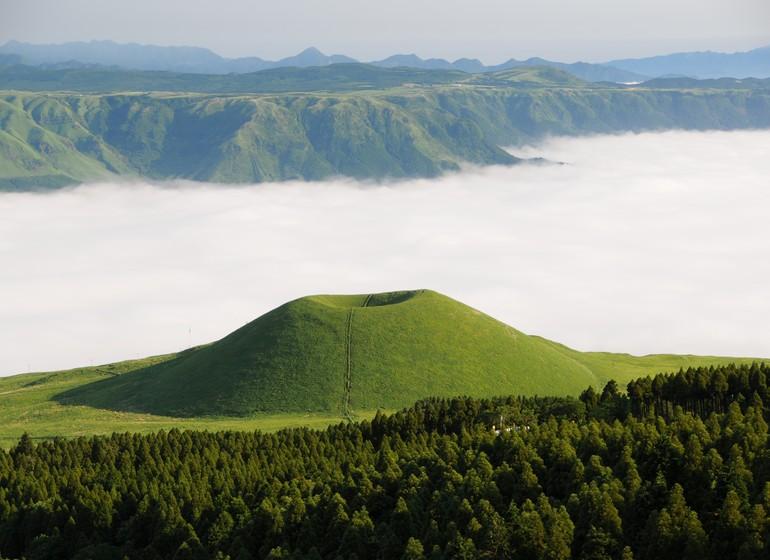 Circuit sur l'île de Kyushu