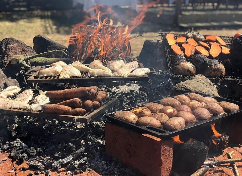Uruguay Voyage BBQ typique