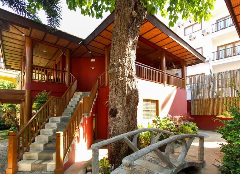 Voyage Asie Philippines boracay Tropics Best western