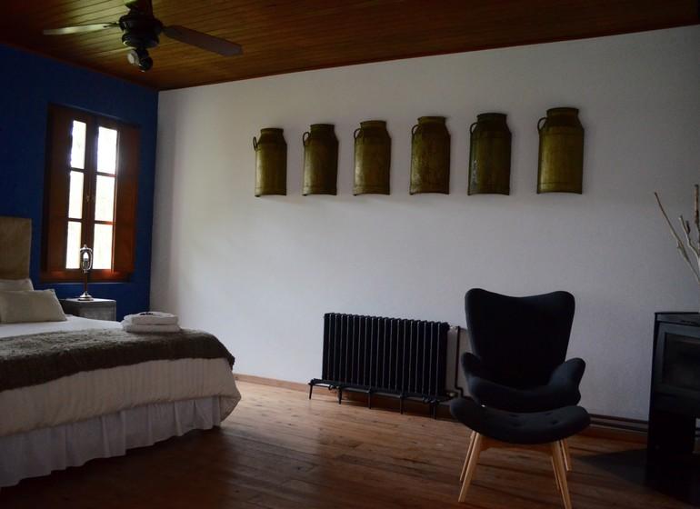 Uruguay Voyage Estancia La Vigna Master Suite