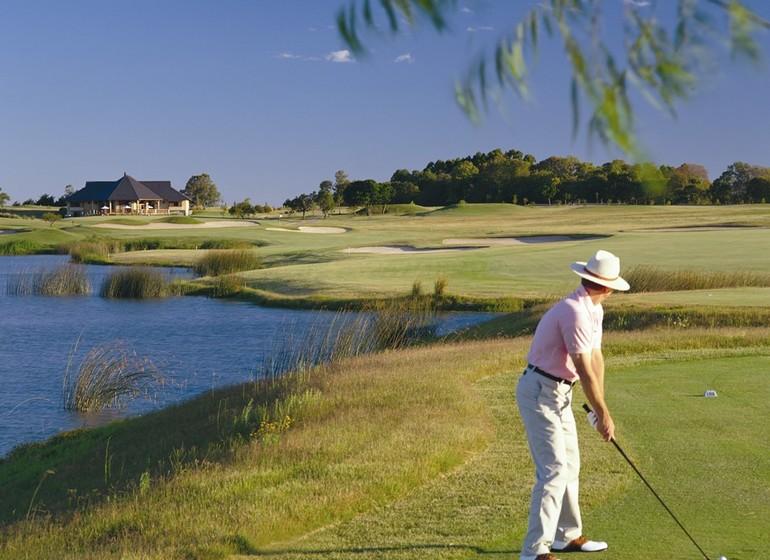 Uruguay Voyage Carmelo Resort golf
