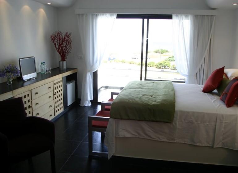 Uruguay Voyage La Barra Posada de los Pajaros chambre