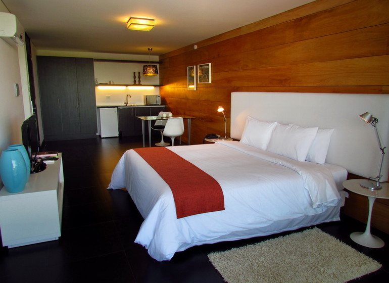 Uruguay Voyage Colonia Riverside chambre double