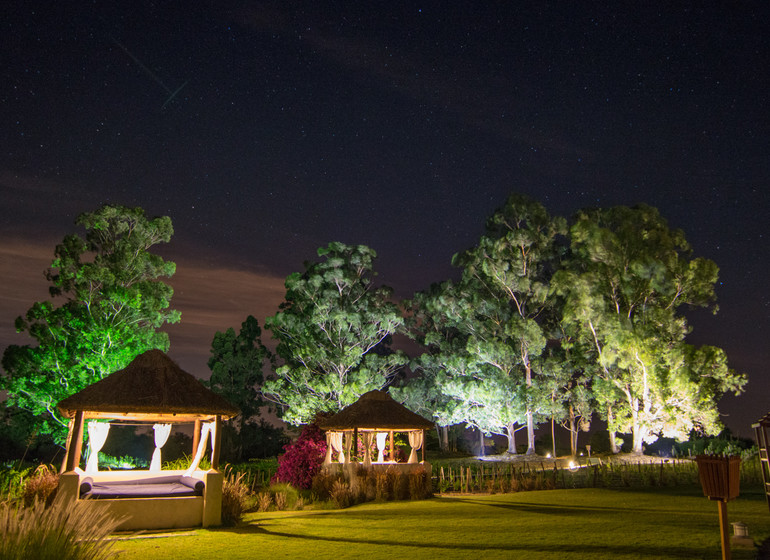 Uruguay Voyage Carmelo Resort pavillons de nuit