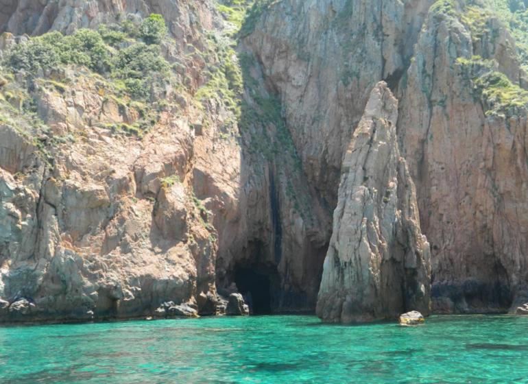 Randonnée en famille en Corse