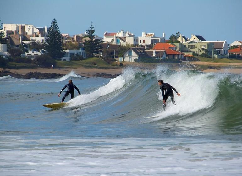 Uruguay Voyage La Barra surf