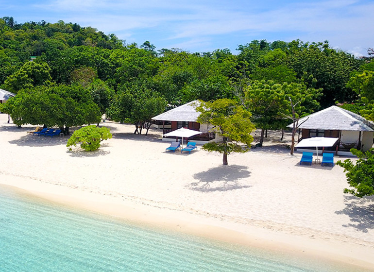 Voyage Asie Philippines Palawan Club Paradise luxe
