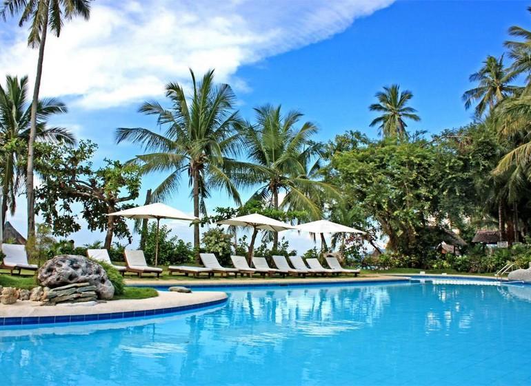 Voyage Asie Philippines Mindoro Puerto Galera Coco beach resort