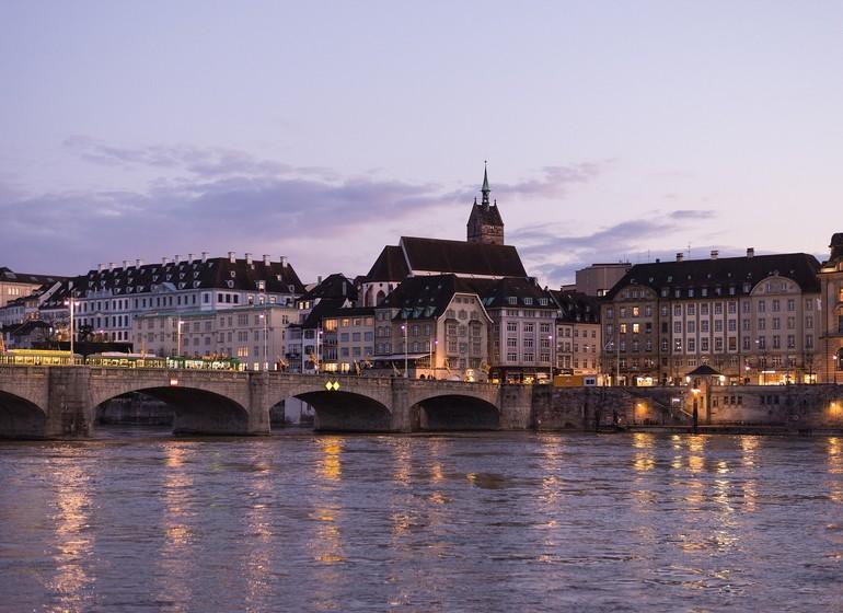 Voyage en Suisse Bâle Basel ville médiévale