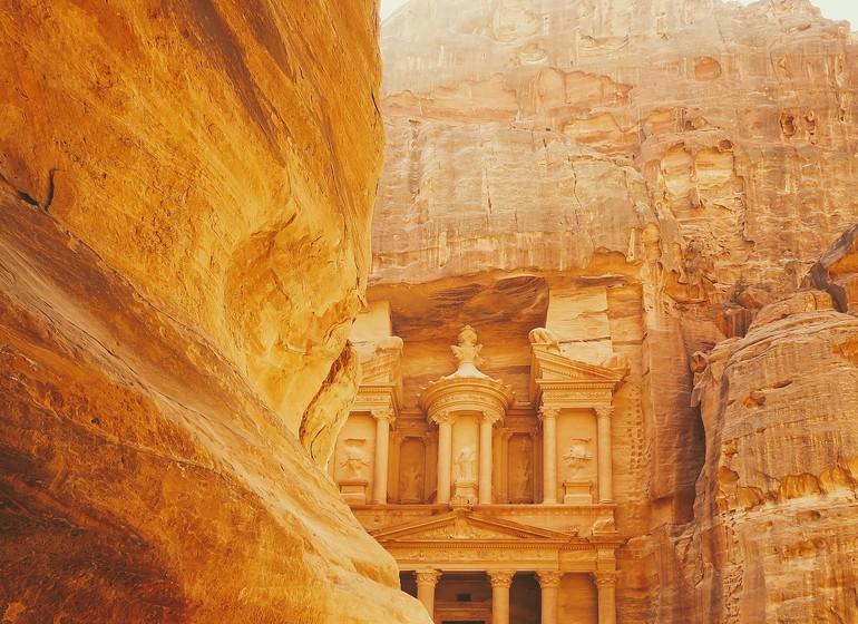 Voyage Jordanie Petra Aman, nebo, Madaba, shobak, Petra, Beidha, wadi rum désert sable