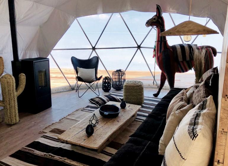 Voyage Bolivie Kachi Lodge chambre double I