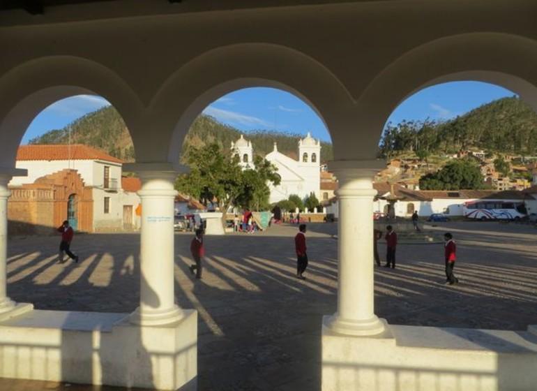 Bolivie Voyage Sucre