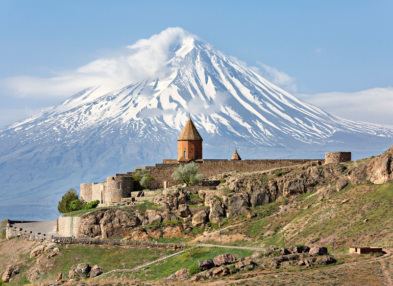 Khor Virap, voyage en Arménie