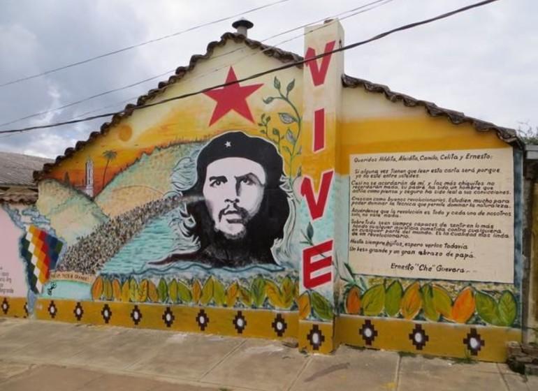 Bolivie Voyage Ruta del Che