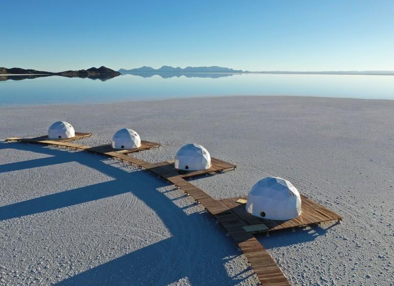 Voyage Bolivie Kachi Lodge d'en haut