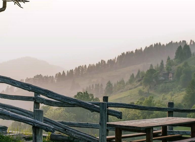 Sagna Rotonda, Valle Maira