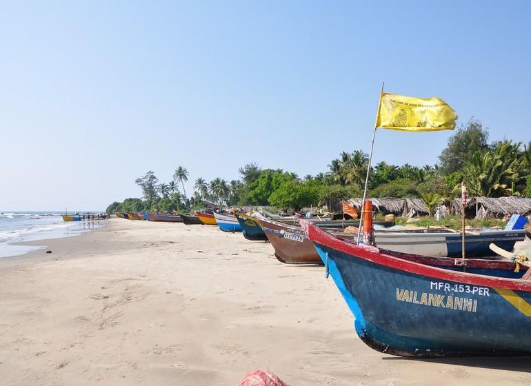Voyage en Inde, Goa