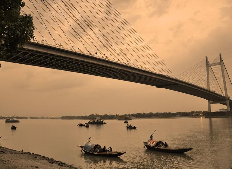 Voyage en Inde, Kolkata