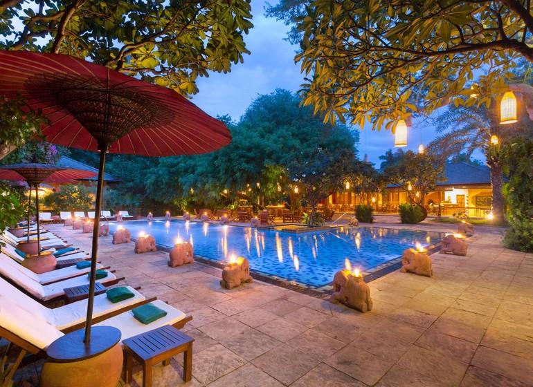 The Hotel @Tharabar Gate