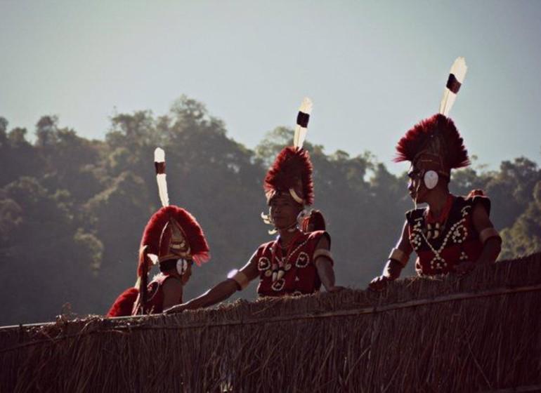 Voyage en Inde, Hornbill Festival in Nagaland