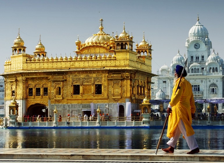 Voyage en Inde, Amritsar