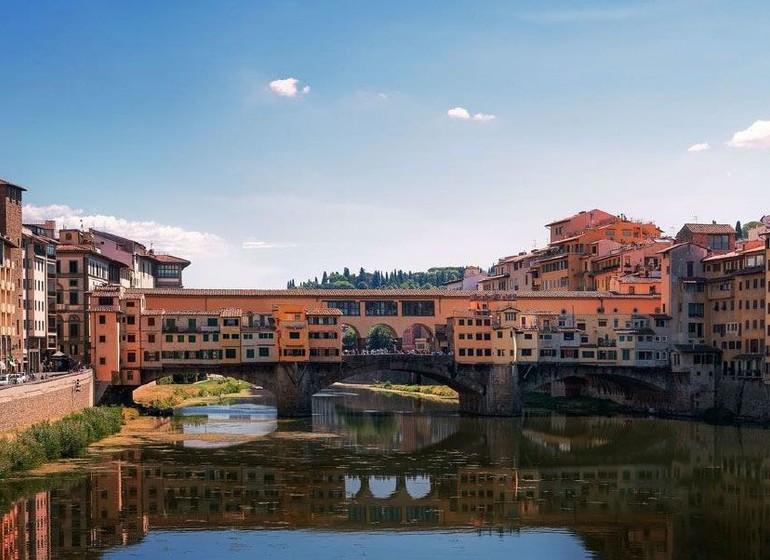 Voyage en Italie, Toscane
