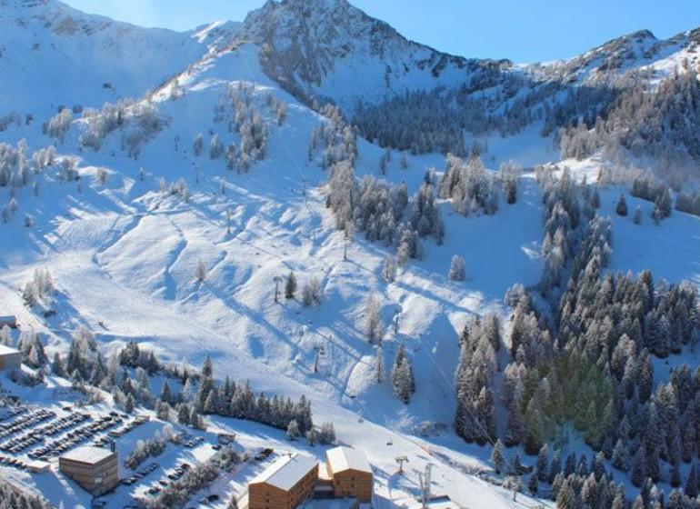 Ski in Liechtenstein