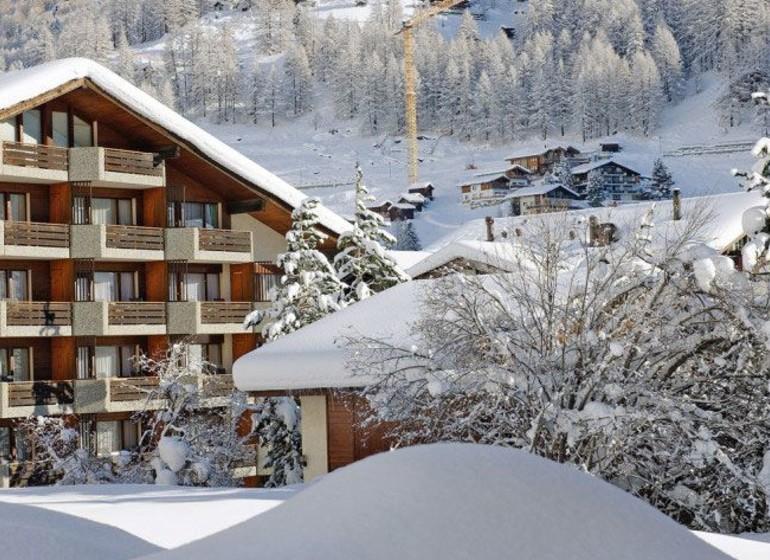 Séjour ski et bien-être à Zermatt