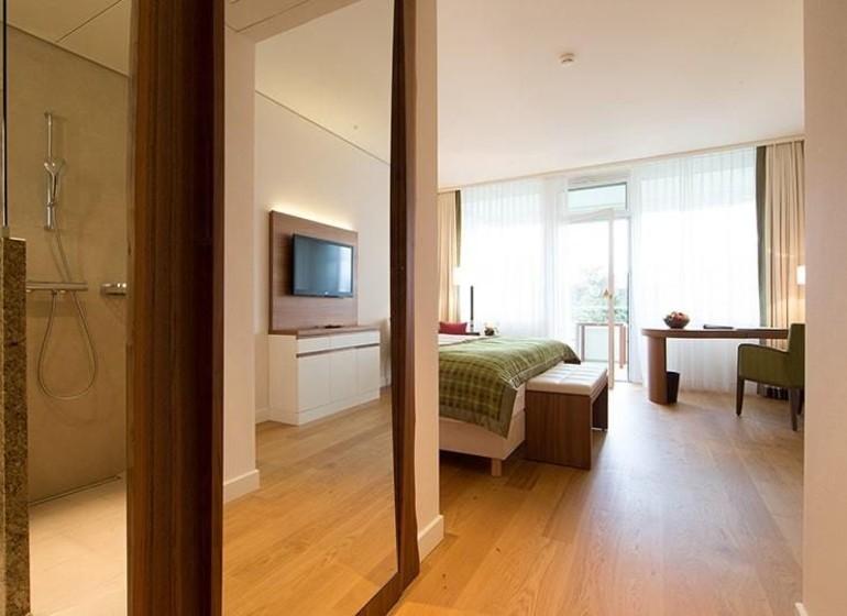 Séjour Spa & Bien-être à l'hôtel Oberwaid à St Gall