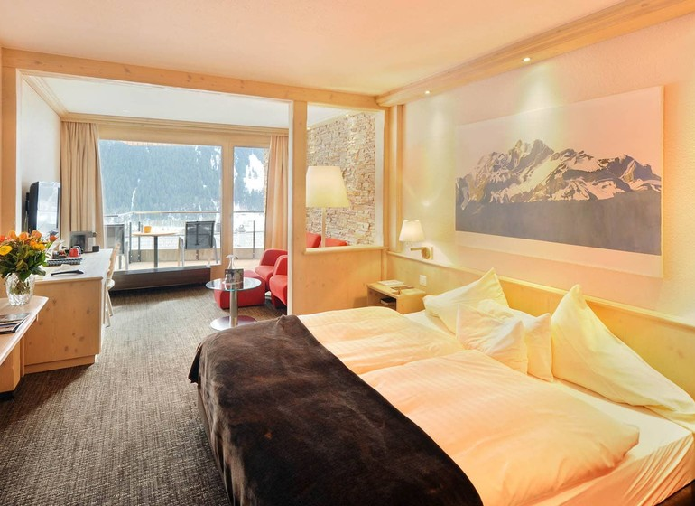 Séjour Spa à l'hôtel Eiger Selfness à Grindelwald