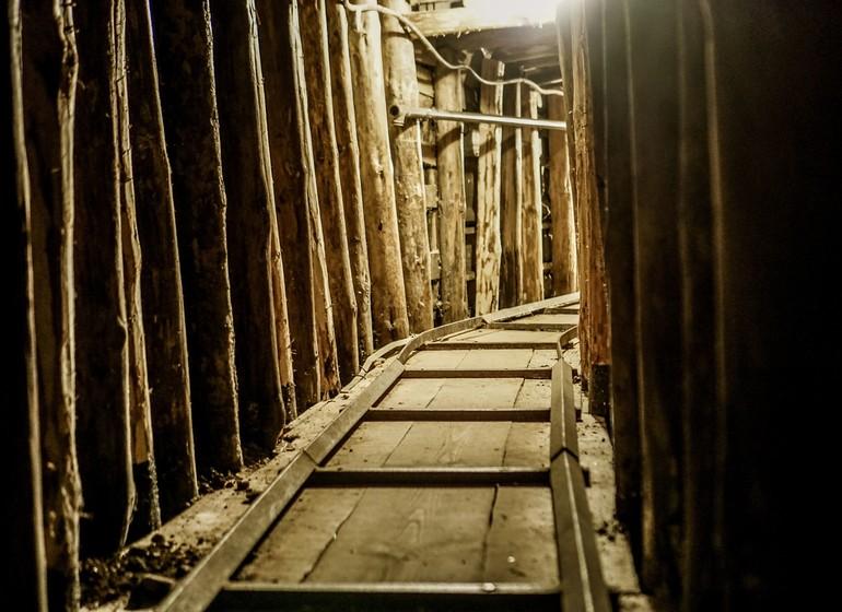 Tunnel de l'espoir à Sarajevo