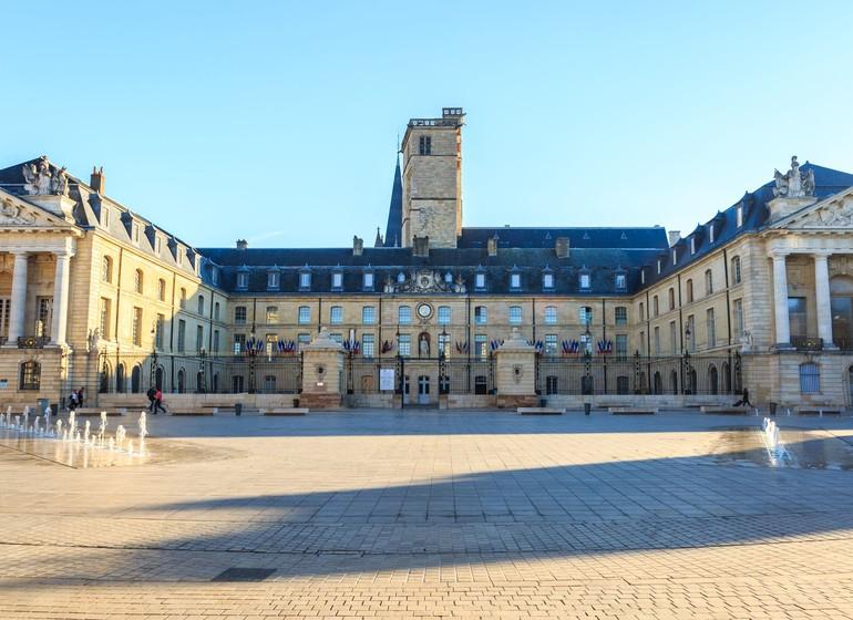 Le palais des Ducs