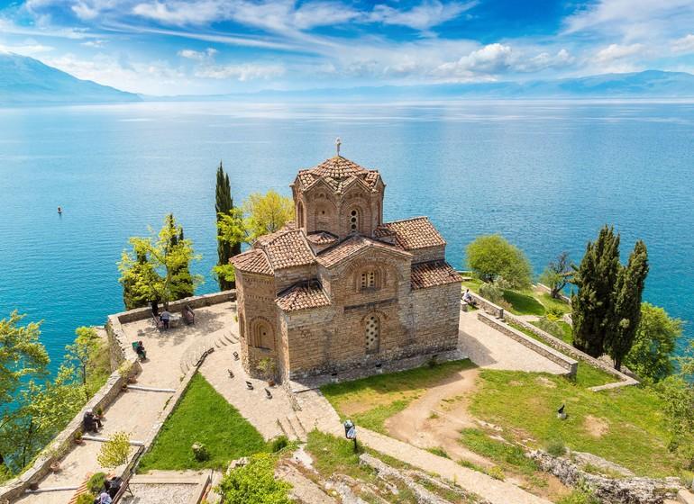 Eglise à Ohrid